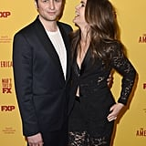 Keri Russell and Matthew Rhys at The Americans Premiere 2017