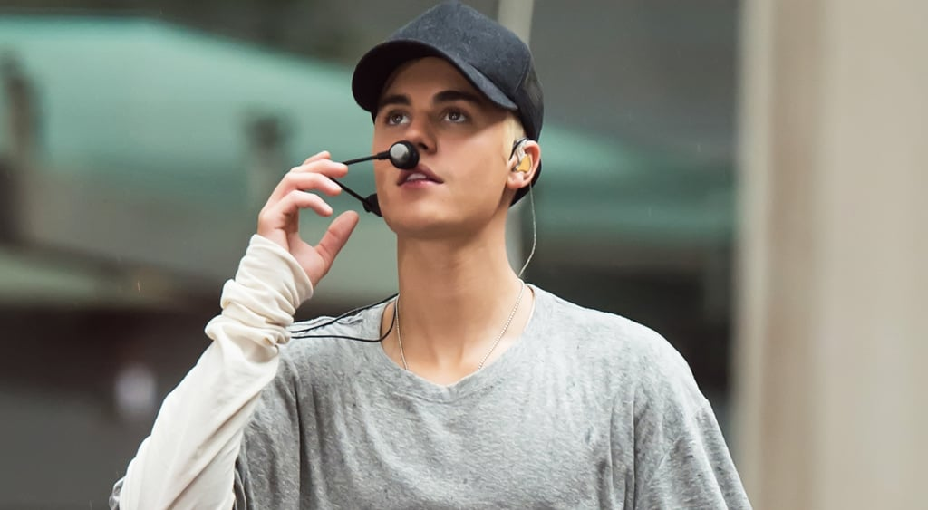 Justin Bieber Throwing a Fit on the Today Show Sept. 2015