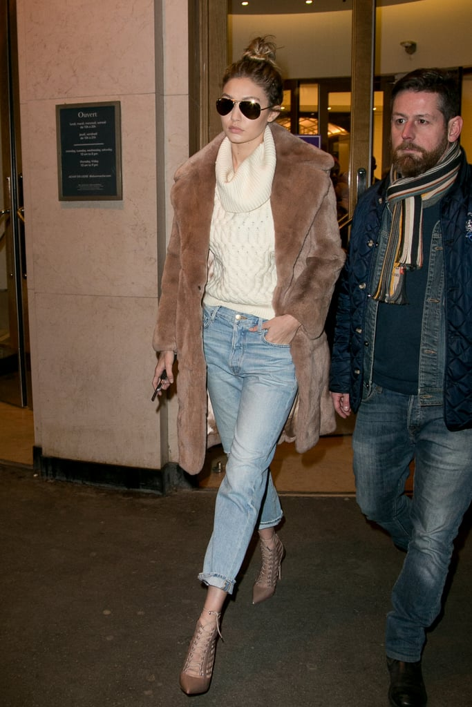 32f05fb2e94538 Pictures of Gigi Hadid Wearing Jeans