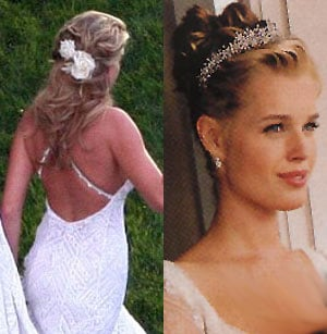 Love It or Hate It? Rebecca Romijn's Wedding Hair