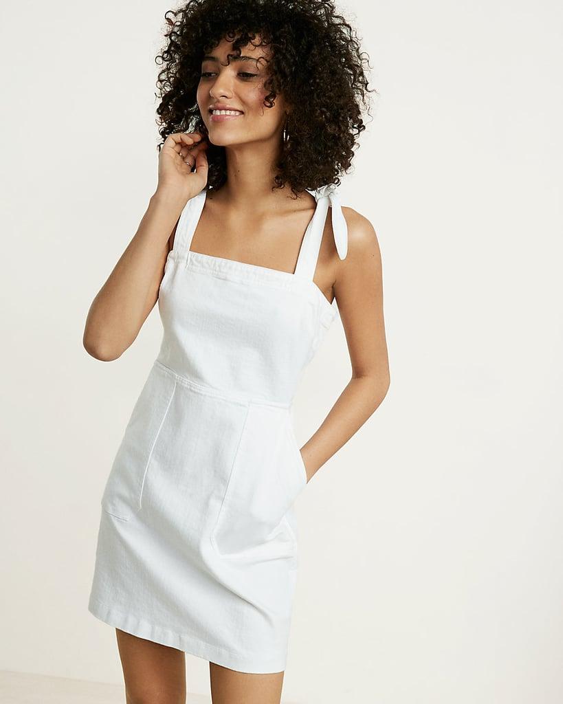Fashion express white dresses