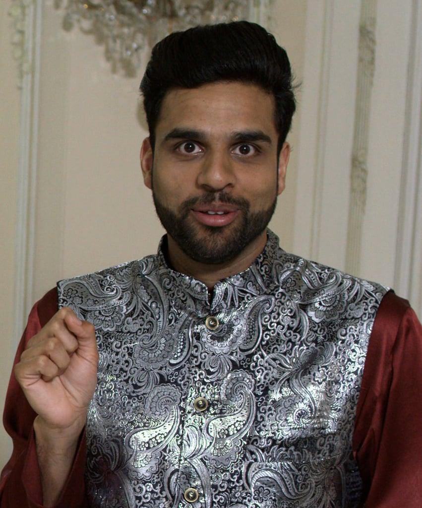 New: Raj Bajaj
