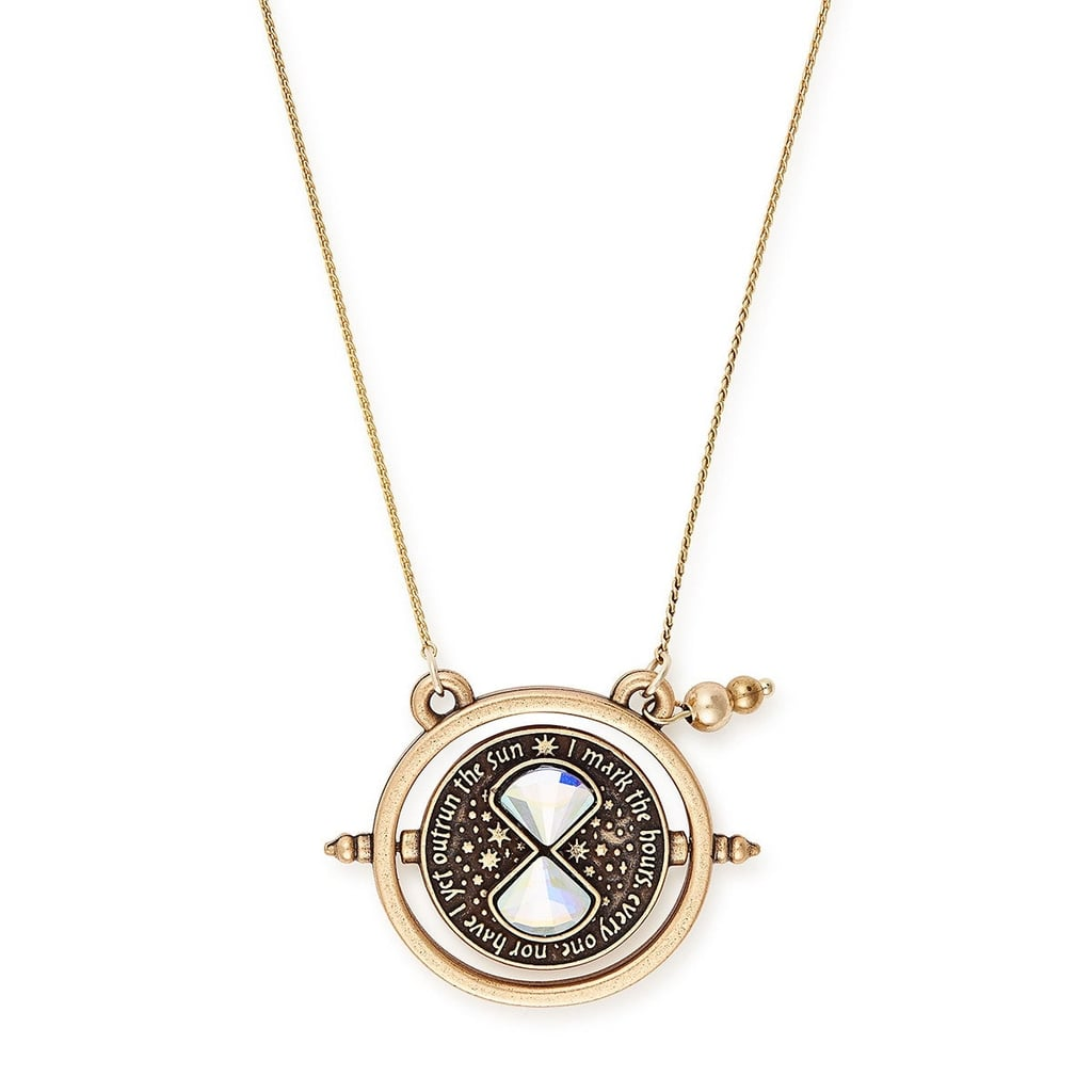Harry Potter Time Turner Spinner Expandable Necklace