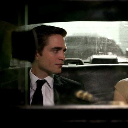 Robert Pattinson in Cosmopolis Picture
