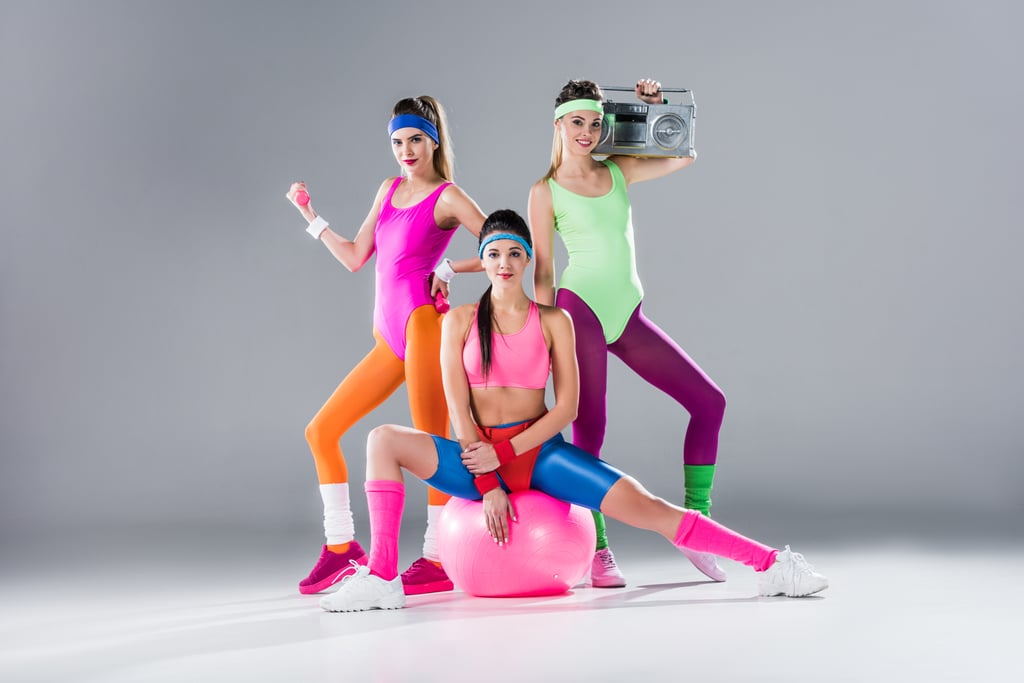 '80s-Inspired Workout Clothes to Shop Now