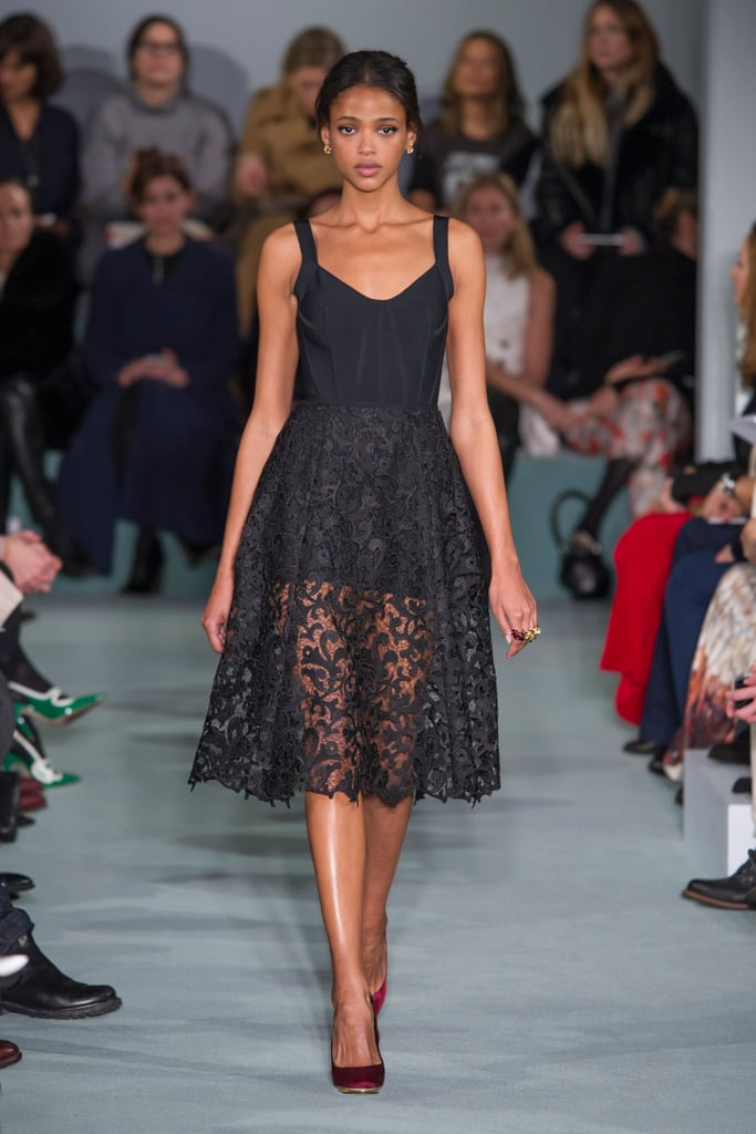 Our Dream Look: Oscar de la Renta