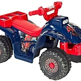 Spiderman Ride-On Little Quad