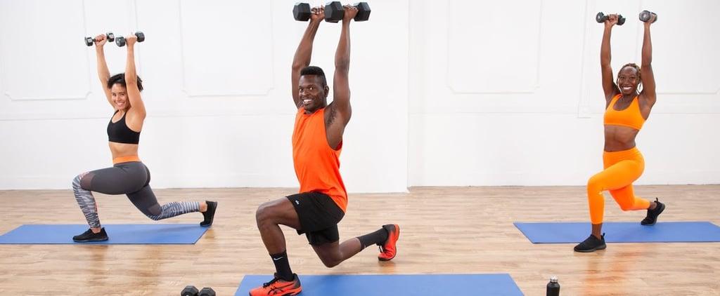 30-Minute Strength-Training Workout With Raneir Pollard