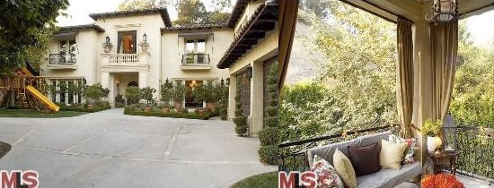 On the Market: Britney Spears's Beverly Hills Home