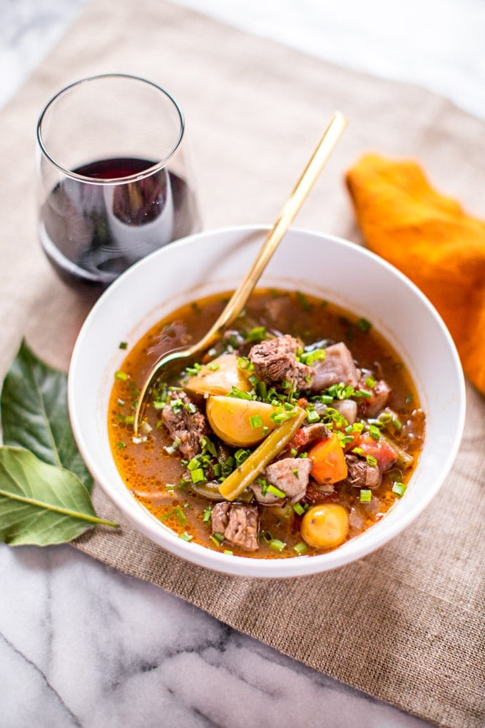 Keto Beef Stew That's Ultra Comforting and Easy to Make