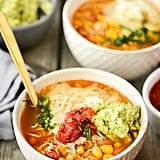 Slow-Cooker Chipotle Chicken Soup