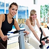Become Members at the Same Gym