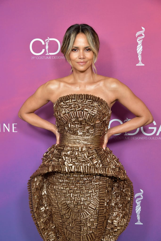 Halle Berry's 15-Minute Strength and Cardio Circuit