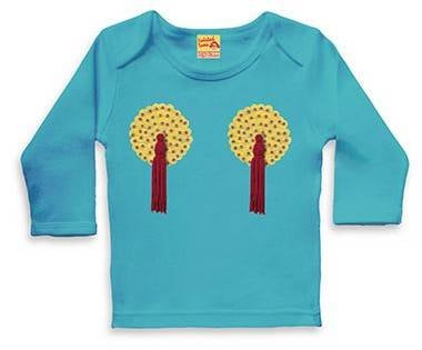 Lil Links: Nipple Tassels For Toddlers
