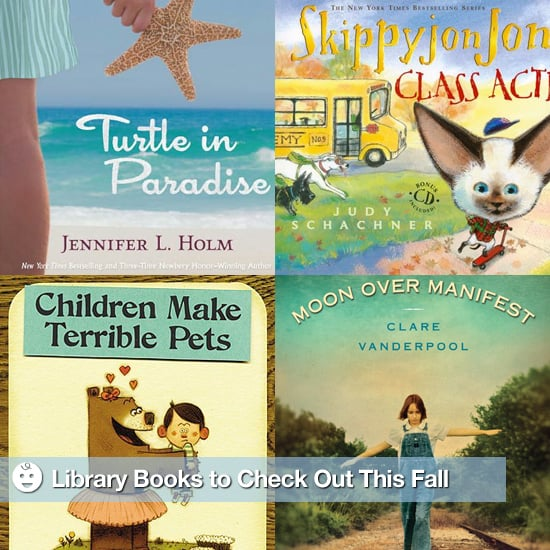 Library Books to Check Out This Fall
