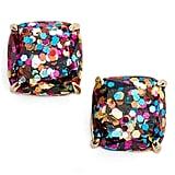 Kate Spade New York Mini Small Square Stud Earrings