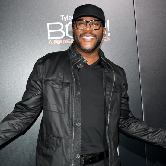 Tyler Perry's Quotes About Blue Ivy Carter at Auction