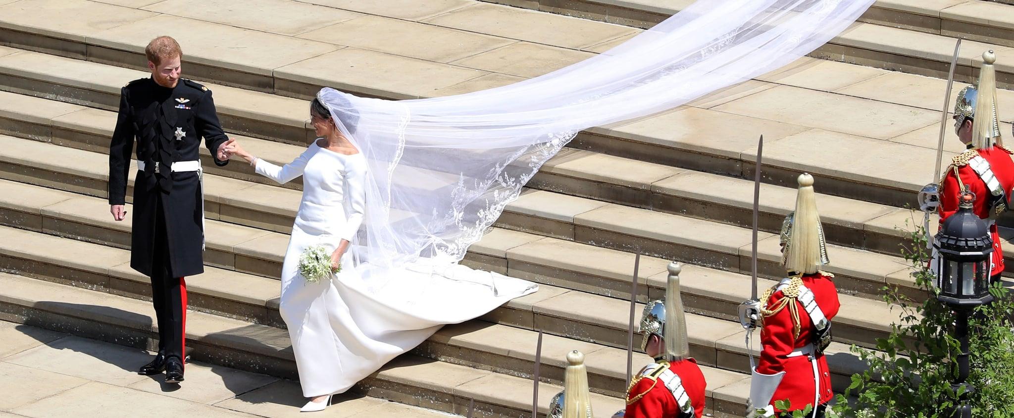 Royal Wedding Cinderella Comparisons 2018