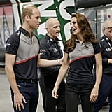 Kate Middleton and Prince William America's World Cup 2016