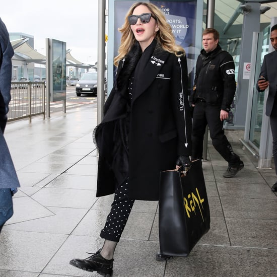 Madonna's Gucci Bag April 2016