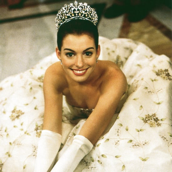 Anne Hathaway Celebrates Princess Diaries 16th Anniversary