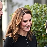 See More Photos of Kate's Festive Ensemble
