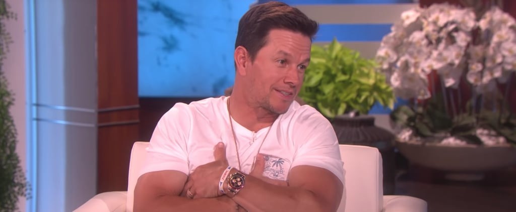 Mark Wahlberg on Cryotherapy