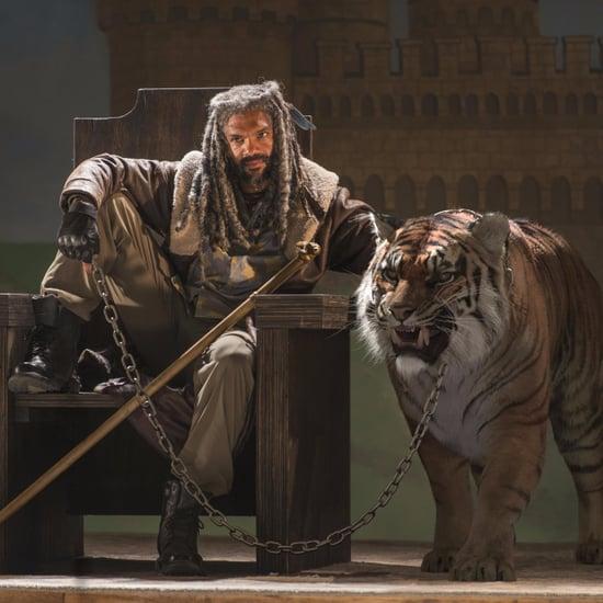 How Does Shiva Die in The Walking Dead?