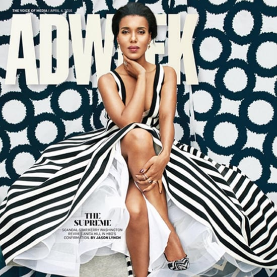 Kerry Washington Adweek Cover Photoshopped (Video)