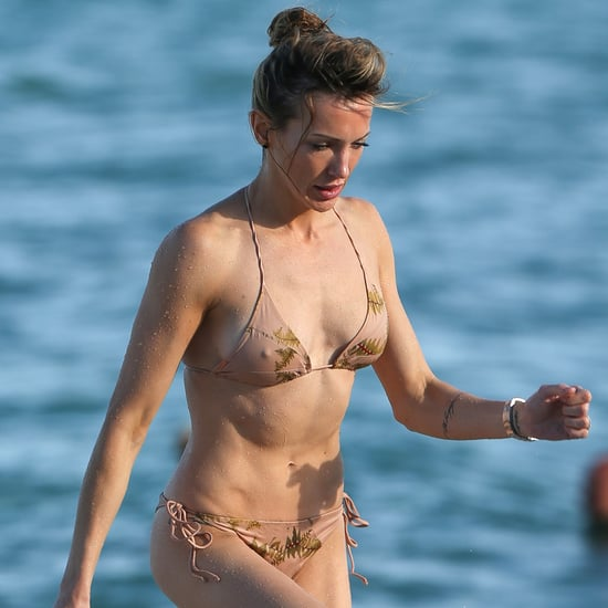 Katie Cassidy Bikini Pictures in Miami October 2018
