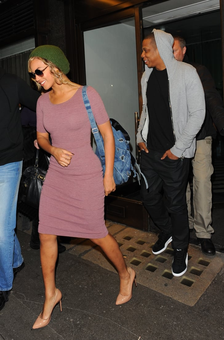 Beyoncé and Jay Z Have a Mom and Dad Date Night