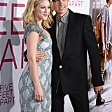 Cole Sprouse and Lili Reinhart at Five Feet Apart Premiere