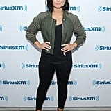 July at the Sirius XM Studios in New York City