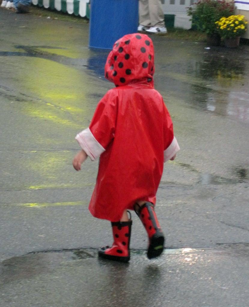 Sing in the Rain!