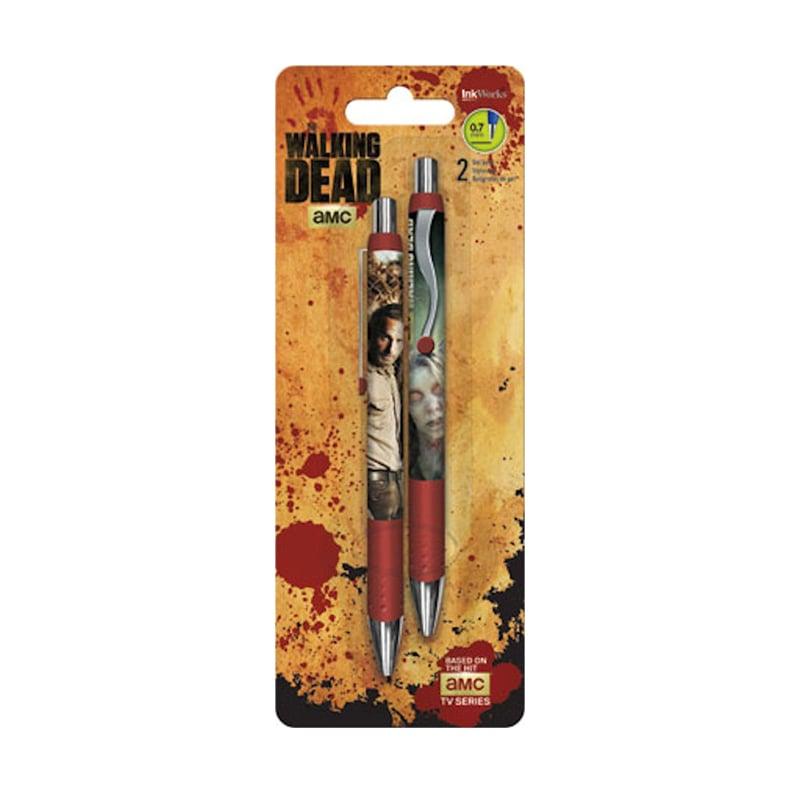The Walking Dead Gel Pens