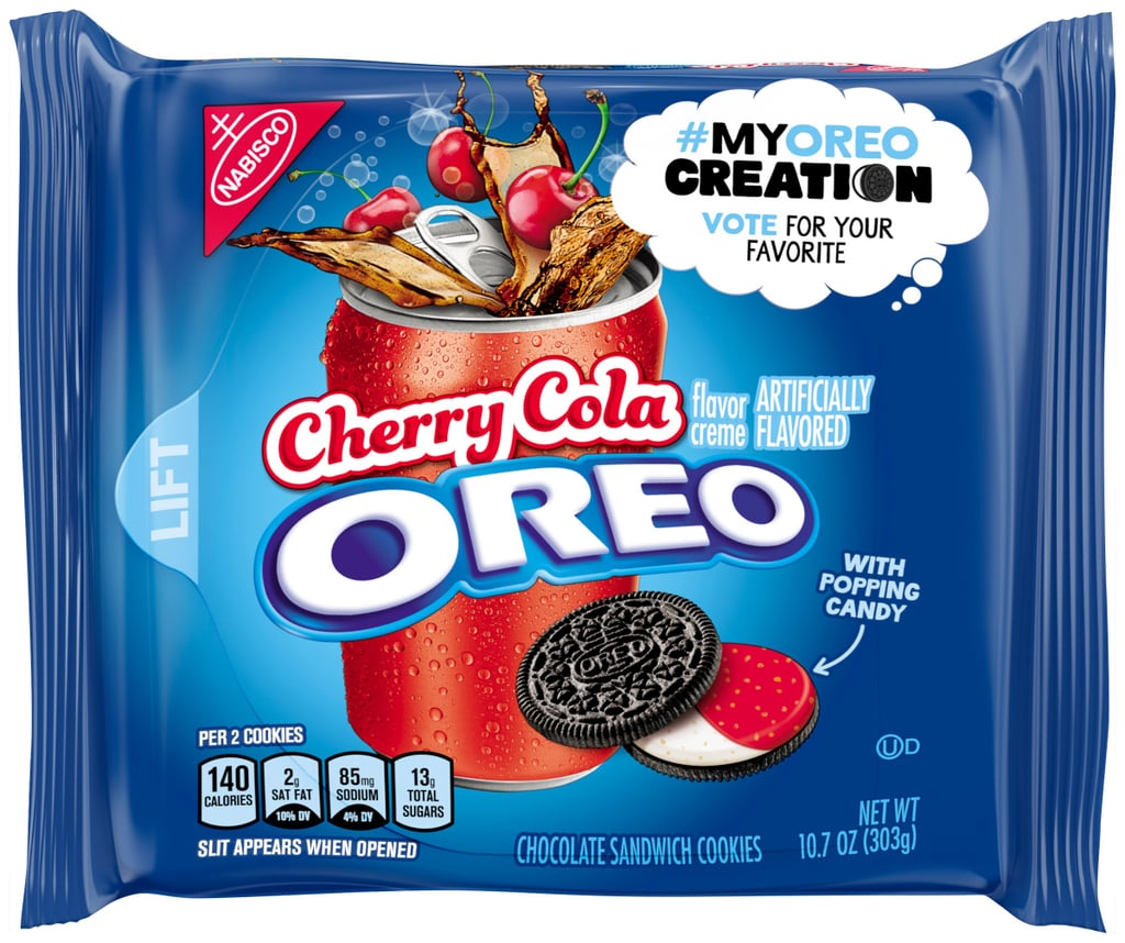 Cherry Cola, Kettle Corn, and Pina Colada Oreos