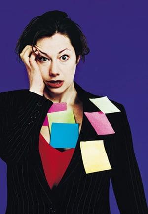 Self-Help:  De-Stress at Work