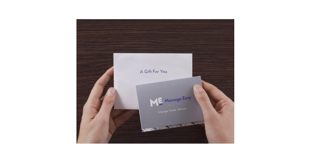 Massage Envy Gift Card | Workout Gifts Under $100 | POPSUGAR Fitness ...