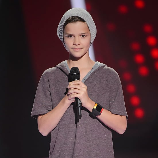 Ethan On The Voice Kids Australia Blind Audition