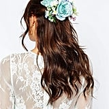 Asos Bridal Mid Flower Hair Corsage ($25)