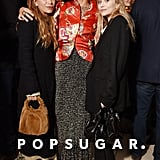 Mary-Kate and Ashley Olsen Carrying The Row Handbags