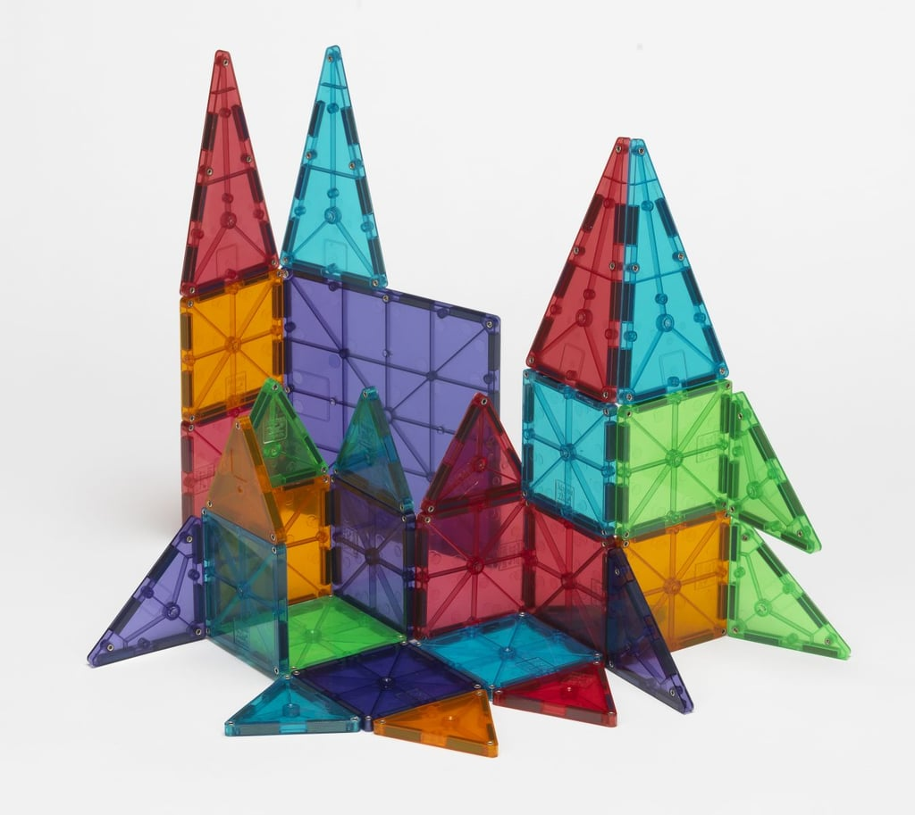 For 4-Year-Olds: Magna Tiles