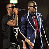 Labyrinth and Tinie Tempah