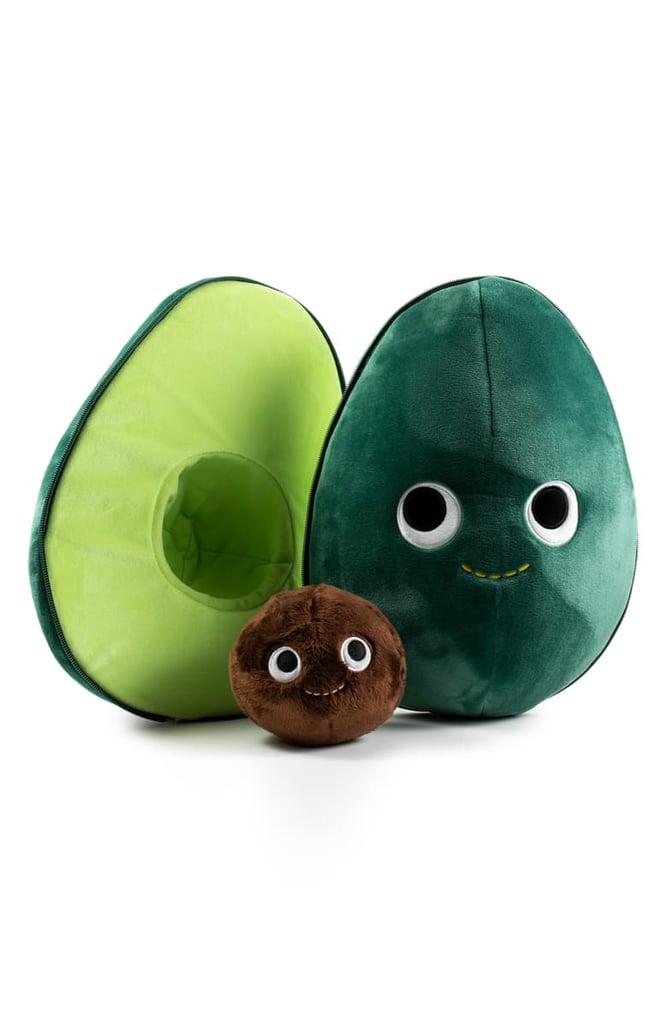 Kidrobot Yummy World Eva the Avocado Plush Toy