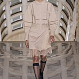 Puffy Sleeves on the Self-Portrait Runway at New York Fashion Week