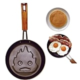 Howl's Moving Castle Calcifer Kitchen Tool Pancake Pan ($37)