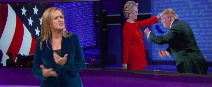 In 1 Hilarious Sentence, Samantha Bee Sums Up the Hillary Clinton Double Standard
