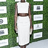 Lupita Nyong'o at the Essence Black Women in Hollywood Luncheon