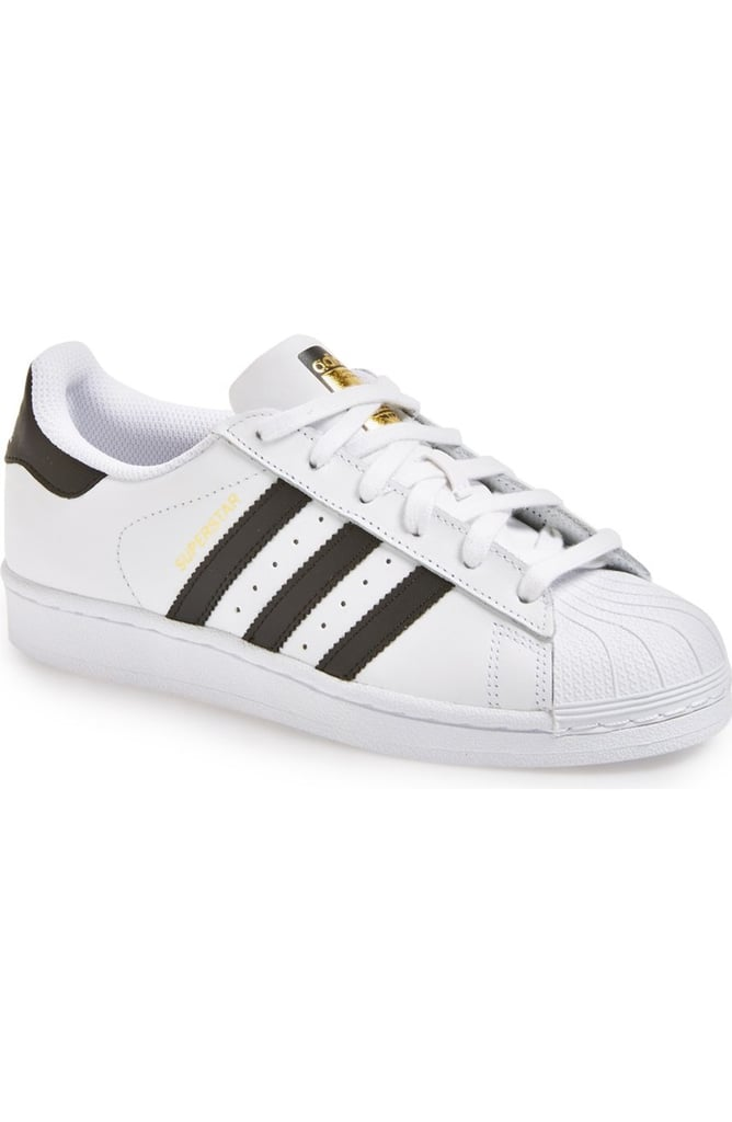 A Nostalgic Pair of Superstar Sneakers