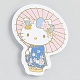 Hello Kitty Die Cut Notepad